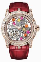 Roger Dubuis Excalibur 42 Creative Skeleton Flying Tourbillon Ladies Wristwatch RDDBEX0474