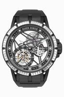 Roger Dubuis Excalibur Spider Skeleton Flying Tourbillon Mens Wristwatch RDDBEX0480