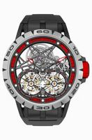 Roger Dubuis Excalibur Spider Skeleton Double Flying Tourbillon Mens Wristwatch RDDBEX0481