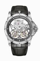 Roger Dubuis Excalibur Star Of Infinity Skeleton Double Flying Tourbillon Mens Wristwatch RDDBEX0489
