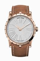 Roger Dubuis Excalibur 42 Automatic Stone Dials Unisex Wristwatch RDDBEX0499