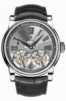 Roger Dubuis Hommage Double Flying Tourbillon Mens Wristwatch RDDBHO0562
