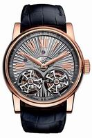 Roger Dubuis Hommage Double Flying Tourbillon Mens Wristwatch RDDBHO0563