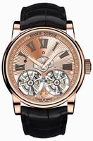 Roger Dubuis Hommage Boutique Exclusive Editions Double Flying Tourbillon Mens Wristwatch RDDBHO0571