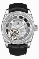 Roger Dubuis La Monegasque Flying Tourbillon Large Date Jewellery Mens Wristwatch RDDBMG0013