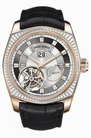 Roger Dubuis La Monegasque Flying Tourbillon Large Date Jewellery Mens Wristwatch RDDBMG0014