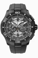 Roger Dubuis Pulsion Chronograph Black Titanium Men Wristwatch RDDBPU0005