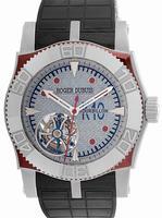 Roger Dubuis S.A.W. Easy Diver Tourbillon Mens Wristwatch RDDBSE014