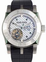 Roger Dubuis S.A.W. Easy Diver Tourbillon Mens Wristwatch RDDBSE0146