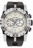 Roger Dubuis Easy Diver Chronograph Mens Wristwatch RDDBSE0176