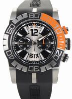 Roger Dubuis Easy Diver Chronograph Mens Wristwatch RDDBSE0254