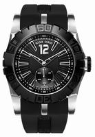 Roger Dubuis Easy Diver Black Swan Mens Wristwatch RDDBSE0270