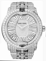 Roger Dubuis Velvet Automatic High Jewellery Ladies Wristwatch RDDBVE0002