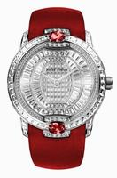 Roger Dubuis Velvet Haute Joaillerie Automatic High Jewellery Ladies Wristwatch RDDBVE0018