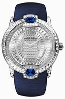 Roger Dubuis Velvet Haute Joaillerie Automatic High Jewellery Ladies Wristwatch RDDBVE0031