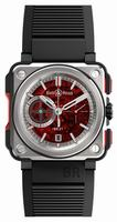 Bell & Ross BR X1 Red Boutique Edition Mens Wristwatch