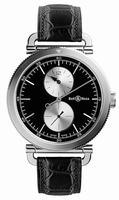 Bell & Ross WW2 Regulateur Officer Mens Wristwatch