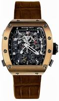 Richard Mille RM 004 Split Seconds Chronograph Mens Wristwatch RM004-V2-RG