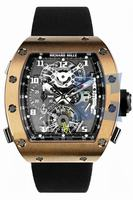 Richard Mille RM 008 Tourbillon Split Seconds Chronograph Mens Wristwatch RM008-V2-RG