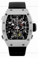Richard Mille RM 008 Tourbillon Split Seconds Chronograph Mens Wristwatch RM008-V2-Ti