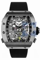 Richard Mille RM 008 Tourbillon Split Seconds Chronograph Mens Wristwatch RM008-V2-WG