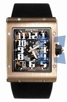 Richard Mille Automatic Extra Flat Mens Wristwatch RM016-RG
