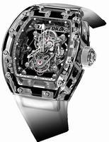 Richard Mille RM 56 Tourbillon Sapphire Mens Wristwatch RM56-02