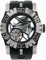 Roger Dubuis Easy diver Tourbillon Mens Wristwatch SED48-02SQ-71-00.S9000.A1