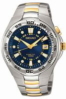 Seiko Kinetic Mens Wristwatch SKA245