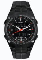 Seiko Sportura Mens Wristwatch SNJ011