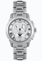 Seiko Premier Mens Wristwatch SNL039