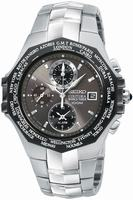 Seiko  Mens Wristwatch SPL001