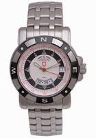 Swiss Military Grenadier GMT Mens Wristwatch SM1950