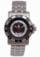Swiss Military Grenadier GMT Mens Wristwatch SM1951