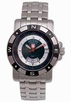 Swiss Military Grenadier GMT Mens Wristwatch SM1952