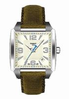 Tissot Quadrato Mens Wristwatch T005.510.16.267.00