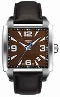 Tissot Quadrato Mens Wristwatch T005.510.16.297.00