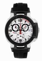 Tissot T-Race Mens Wristwatch T0484172703700