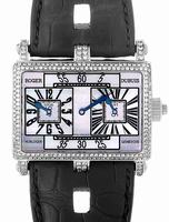 Roger Dubuis Too Much GMT Bi-Retro Mens Wristwatch T31 9847 0 56.37