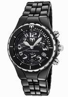 Technomarine Techno Chrono Ceramique Womens Wristwatch TCB02C