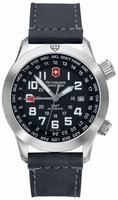 Swiss Army AirBoss Mach 5 GMT Mens Wristwatch V25832