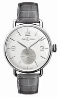 Bell & Ross Vintage WW1 Argentium Opalin Mens Wristwatch